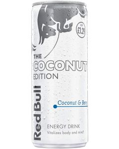 Red Bull Coconut Edition 12 x 250ml PM