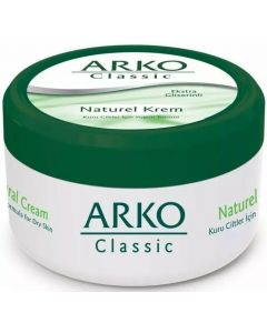 Arko Nem Classic Natural Skin Care Cream 300ML
