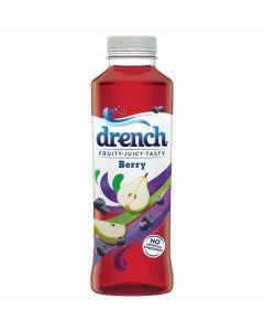 Drench Berry Fruity Juicy Tasty 24 x 500ml