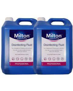 Milton Disinfecting Fluid 2 x 5L