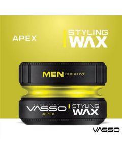 VASSO PRO-MATTE PASTE APEX Hair Styling Wax 150ml