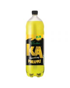 KA Sparkling Pineapple 6 x 2L PM