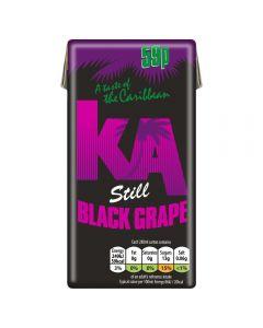 KA Still Black Grape Juice Drink 288ml x27 PM