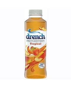 Drench Tropical Peach & Mango  24 x 500ml