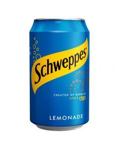Schweppes Lemonade 330ml x 24