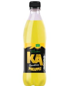 KA Pineapple Sparkling 12 x 500ml PM