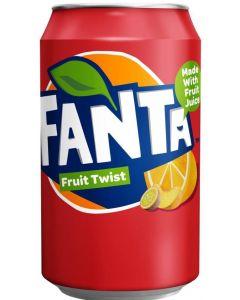 Fanta Fruit Twist 330ml x24