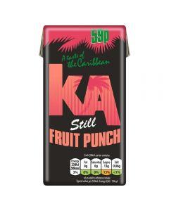 KA Still Fruit Punch Juice Drink 288ml x 27 PM