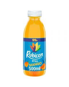 Rubicon Still Mango PM 12 x 500ml