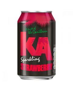 KA Strawberry 330ml x 24 PM
