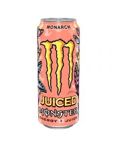 Monster Monarch Energy Drink 12 x 500ml PMP