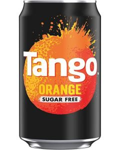 Tango Orange Sugar Free 330ml x 24