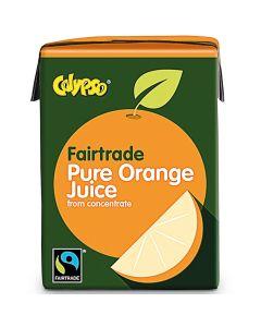Calypso Fair Trade Pure Orange Juice 30 x 200ml