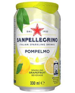 SanPellegrino Pompelmo Grapefruit 330ml x 24