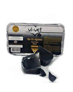 VIVET BLACK HARD WAX NO STRIPS WAXING Pellets HOT BRAZILIAN BODY Hair Removal Sir Agda 500ml