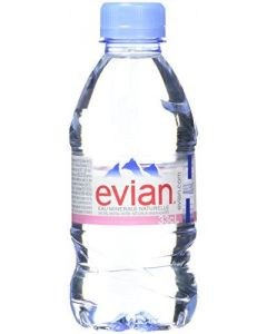 Evian Mineral Water 330ml x24
