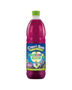 Capri-Sun Multivitamin Squash Apple and Blackcurrant NAS 1L x 8pk