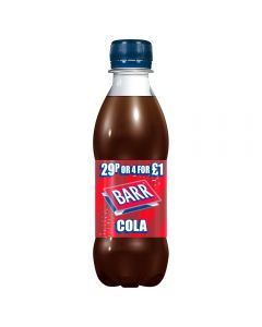 Barr Cola PM Bottle 24 x 250ml Best Before May 21