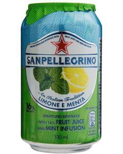 Sanpellegrino Mint & Lemon 330ml x 24