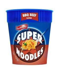 Batchelors Beef Flavour Super Noodle Pot 8 x 75g Best Before 30/10/21