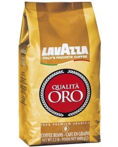 Lavazza Qualita Oro Coffee Beans 100% Arabica 1kg
