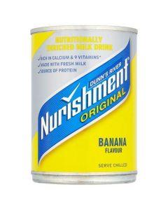 Nurishment Banana Drink 400g x 12