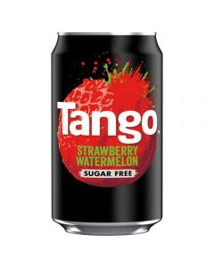 Tango Strawberry & Watermelon Sugar Free 330ml x 24