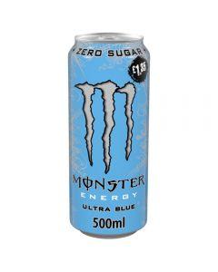 Monster Ultra Blue UK 12 x 500ml