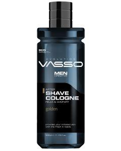 Vasso After Shave Cologne Relax & Comfort (Golden) 330ML