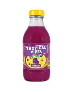 Tropical Vibes Grape Glow Lemonade 15 x 300ml