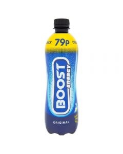 Boost Energy Drink 500ml x 12 PM