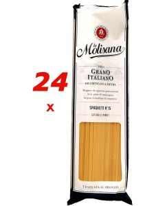 La Molisana Spaghetti N.15 24 x 500g