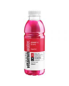 Glaceau Power-C Dragonfruit Vitamin C + Iron Water 500ml x 12