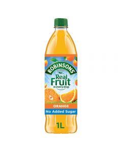 Robinsons Orange Friut Squash No Added Sugar 12 x 1L