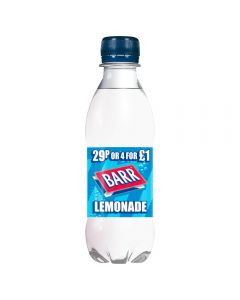 Barr Lemonade PM Bottle 24 x 250ml Best Before May 21