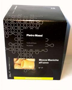 Pietro Massi Mezze Maniche All'uovo 250g