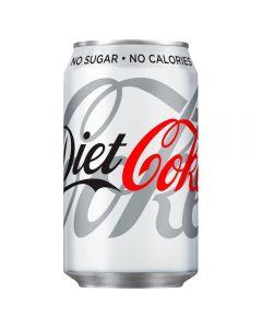 Diet Coke Can Multipack 330ml x 24