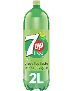 7up Free 2L x 8