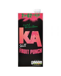 KA Still Fruit Punch 12 x 1ltr PM