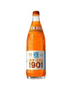 IRN-BRU 1901 Glass Bottle 750ml x 12 Taste the first ever IRN-BRU recipe