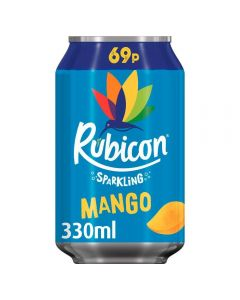 Rubicon Mango 330ml x24 PM