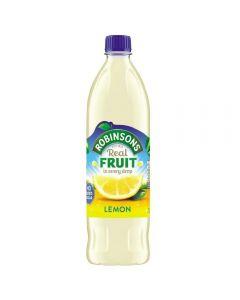 Robinsons Lemon Fruit Squash No Added Sugar 12 x 1L