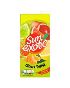 Sun Exotic Citrus Twist PM 12 x 1ltr
