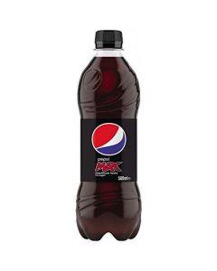 Pepsi Max Bottles 500ml x24