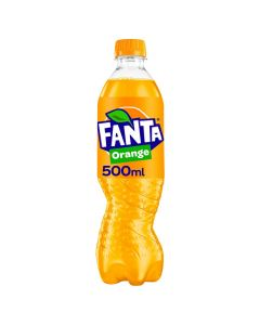 Fanta Orange Bottles 24 x 500ml