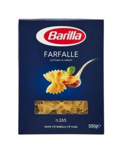 Barilla N.265 Farfalle Pasta 30 x 500g